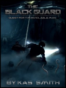 Black Guard Book One front cover