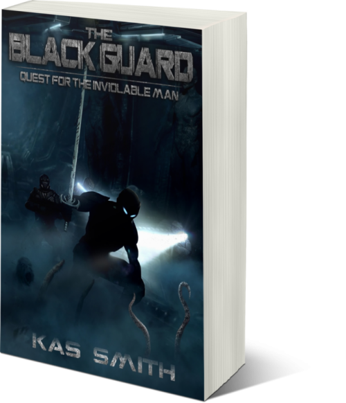 The Black Guard: Quest For The Inviolable Man